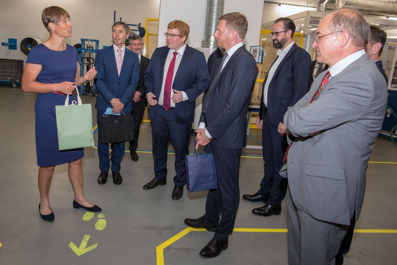 Skeleton-Technologies-Germany-President-Kaljulaid-Minister-President-Kretschmer
