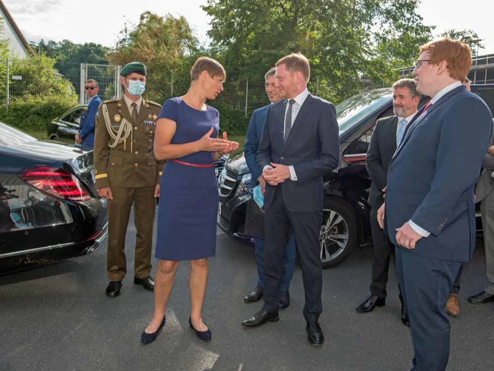Skeleton-Technologies-factory-visit-president-kaljulaid-minister-president-Kretschmer