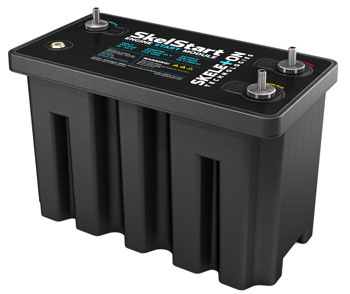Replace starter battery with high power engine start module for When do you need a motor starter
