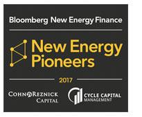 Bloomberg New Energy Pioneers 2017