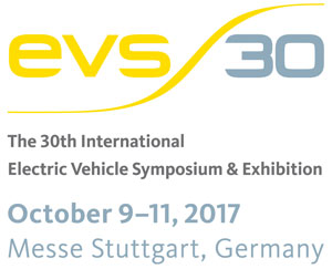 Ultracapacitor Power on Show at Electric Vehicle Symposium in Stuttgart