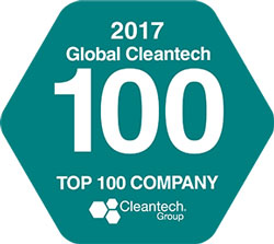 Skeleton Tecnologies named in the 2017 Global Cleantech 100 list